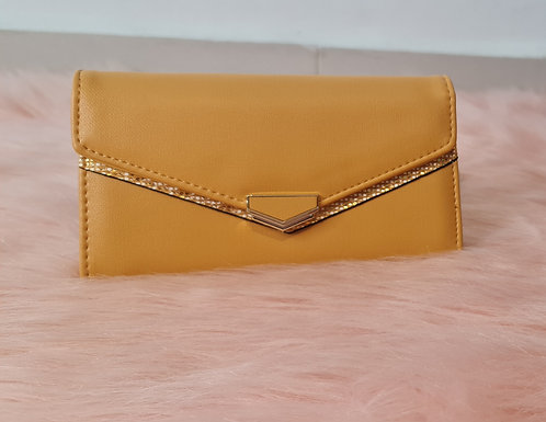 Wallets amarilla