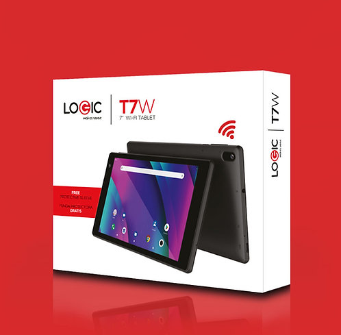 Tablet logic t7w