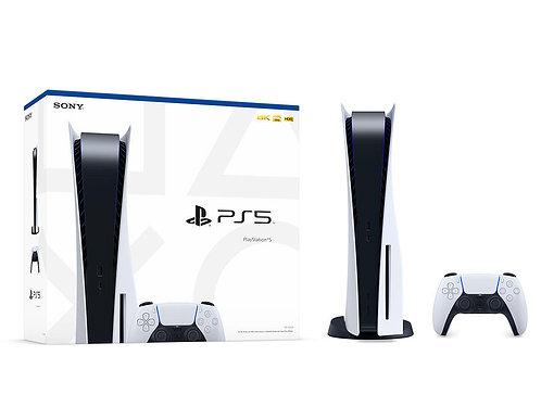 PS5 Consola Versión CD