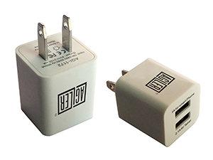 Dual USB Charger AGI-1172