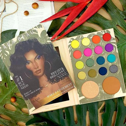 Kara Beauty Magazine Palette Issue #3