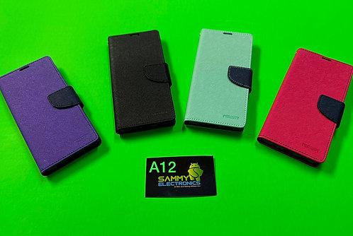 Cover de cartera para Samsung galaxy A12