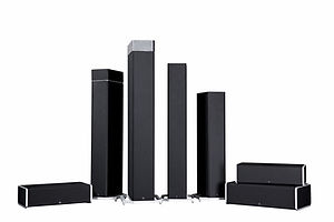 Definitive Technology carries incredible high quality speakers and subwoofers to help you create a wall of sound in your home entertainment spaces.