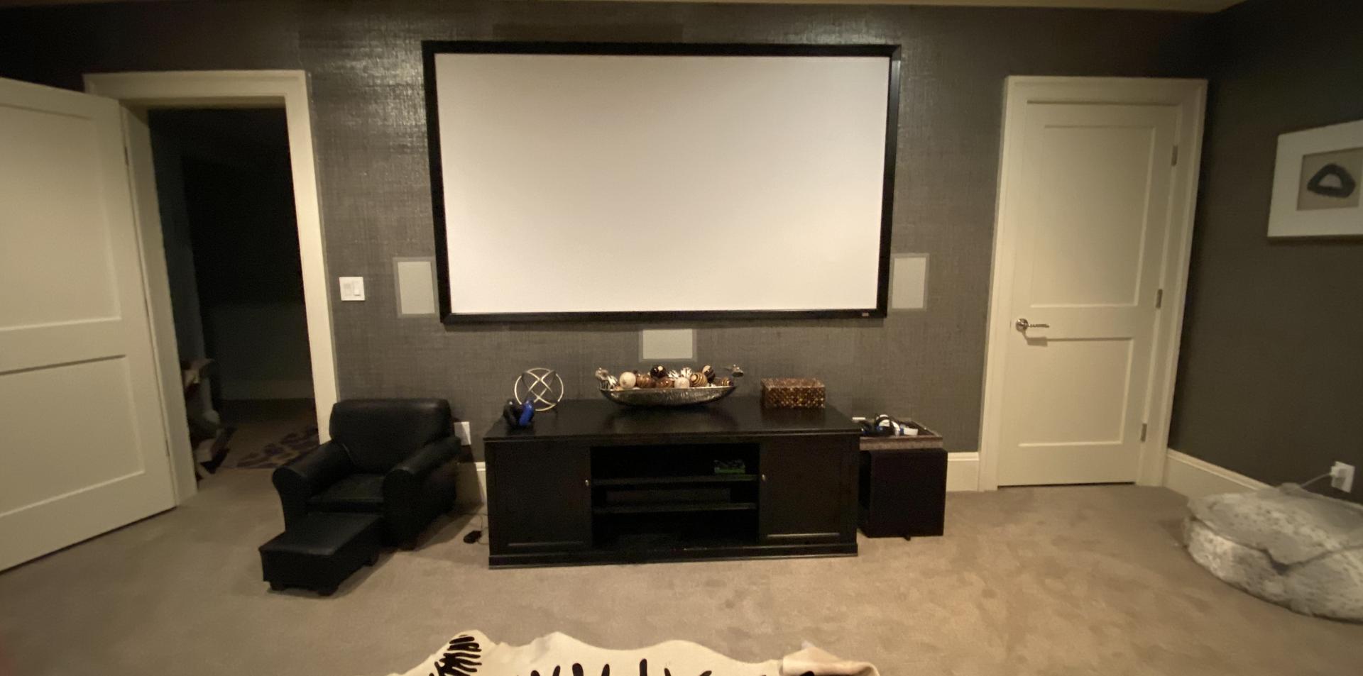 Theater Screen