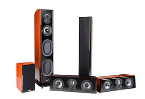 Polk creates beautiful and high-caliber speakers that look good and sound even better.