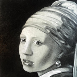 The Girl With The Pearl Earring (Masterw