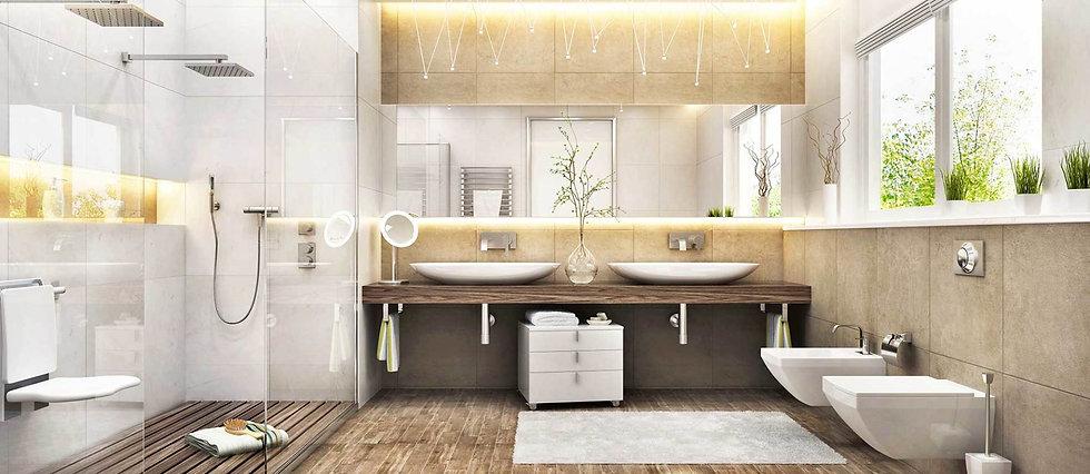 Produzione di mobili da bagno