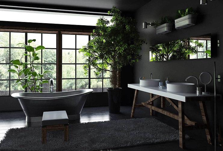 Specchiere per bagni Colle Umberto