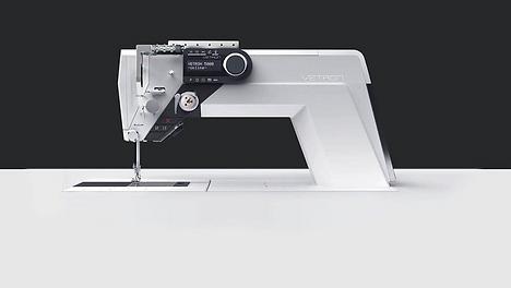 Tecnologia per cucito industriale