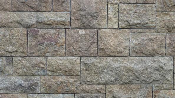 Muri in pietra Como