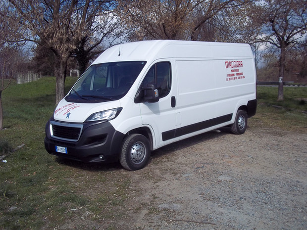 Noleggio furgoni a Torino