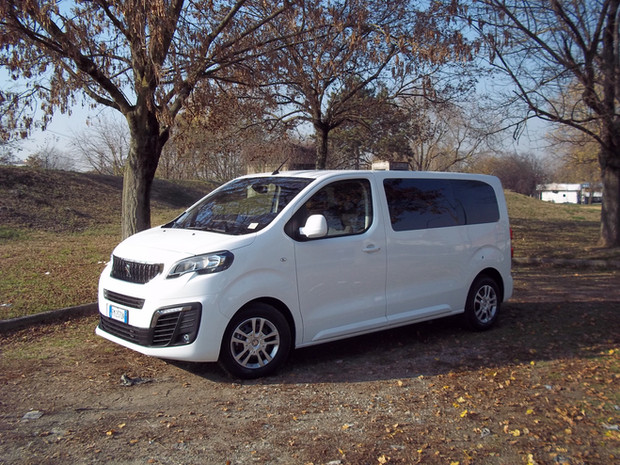 Noleggio minibus a Torino