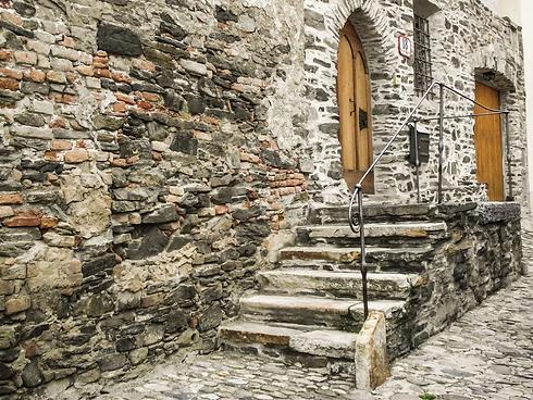 Pavimentazioni in pietra Como