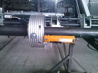 Montaggio motori per serrande avvolgibili