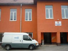 Kultúrny dom Zaškov 2012 injektáž