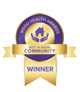 WEGO Health Awards Best In Show: Community Winner - Fight Like A Warrior