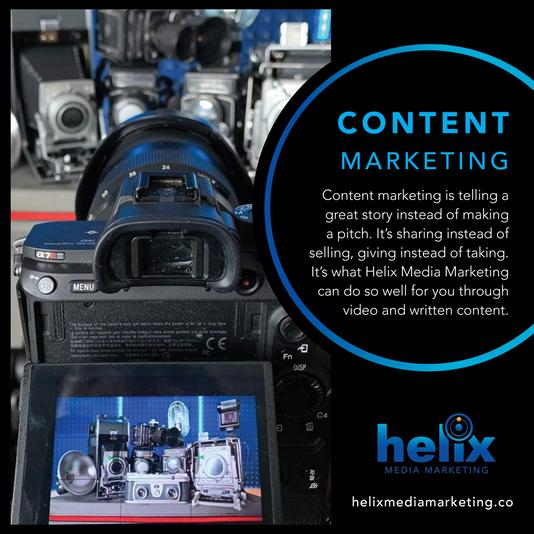 Helix Content Marketing