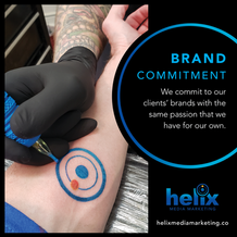 Helix Brand Commitment