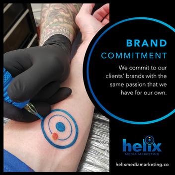 Helix Brand Commitment
