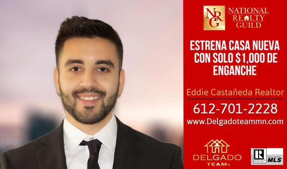 Eddie Castañeda/Realtor