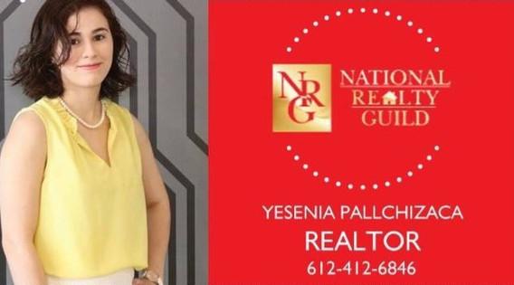 Yesenia Pallchizaga /Realtor