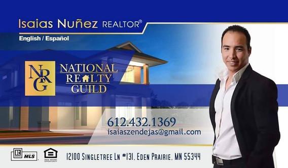 Isaías Nuñez /Realtor