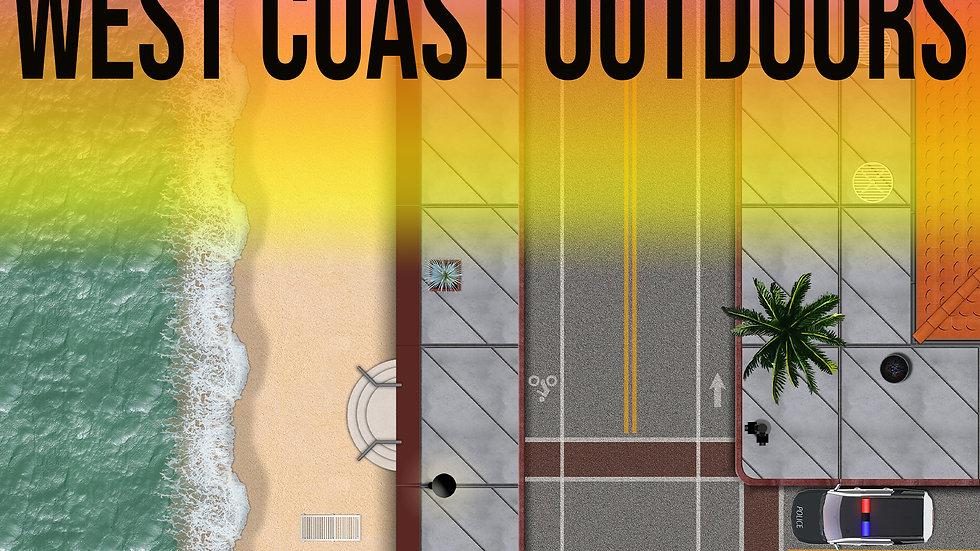 Map Asset Pack: West Coast