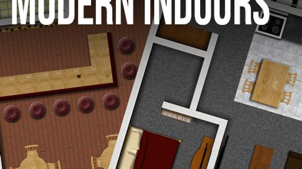 Map Asset Pack: Modern Indoors