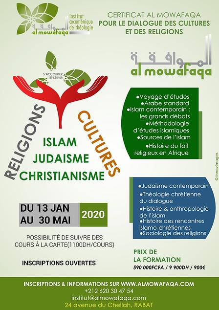 Plaquette_certificat_Al_Mowafaqa_validé.