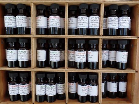 Quelles huiles essentielles contre les douleurs ?
