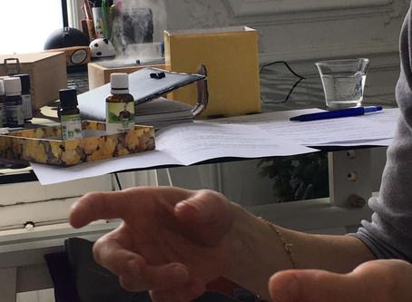"""Atelier """"découverte de l'aromathérapie"""""""