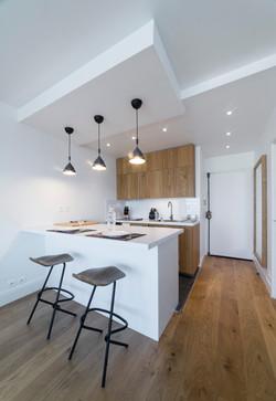 espace repas / cuisine