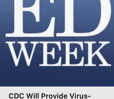 CDC to help with virus testing guidelines
