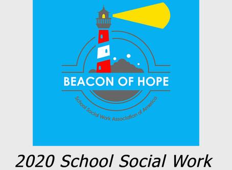 School Social Work Logo