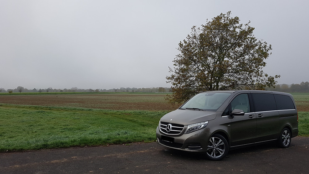 Import Auto Allemagne - Auto Convoi Allemagne - Mercedes Benz V 220 CDI long Avantgarde 163ch