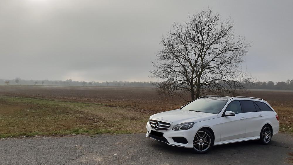 Import Auto Allemagne - Auto Convoi Allemagne -  Mercedes Benz E 350 CDI BluTEC T Avantgarde AMG 258ch