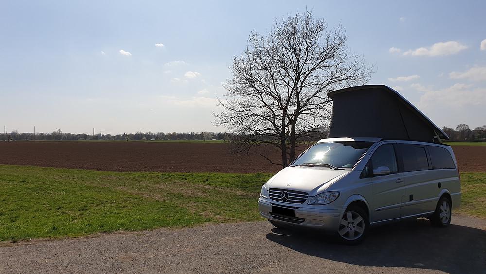 Import Auto Allemagne - Auto Convoi Allemagne - Mercedes Benz Viano Marco Polo 2.2 CDI 150ch