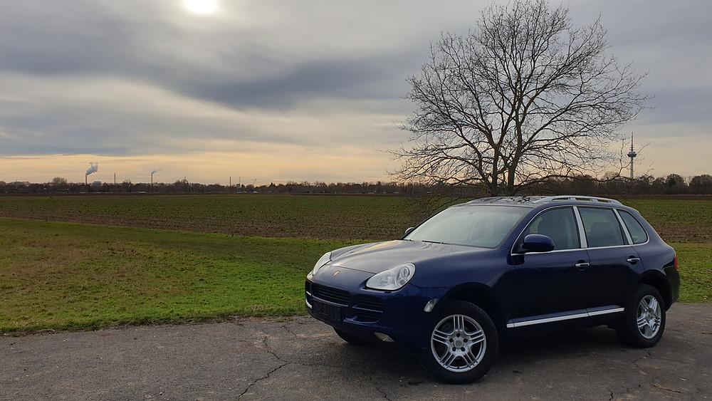 Import Auto Allemagne - Porsche Cayenne 3.2 250ch - Auto Convoi Allemagne
