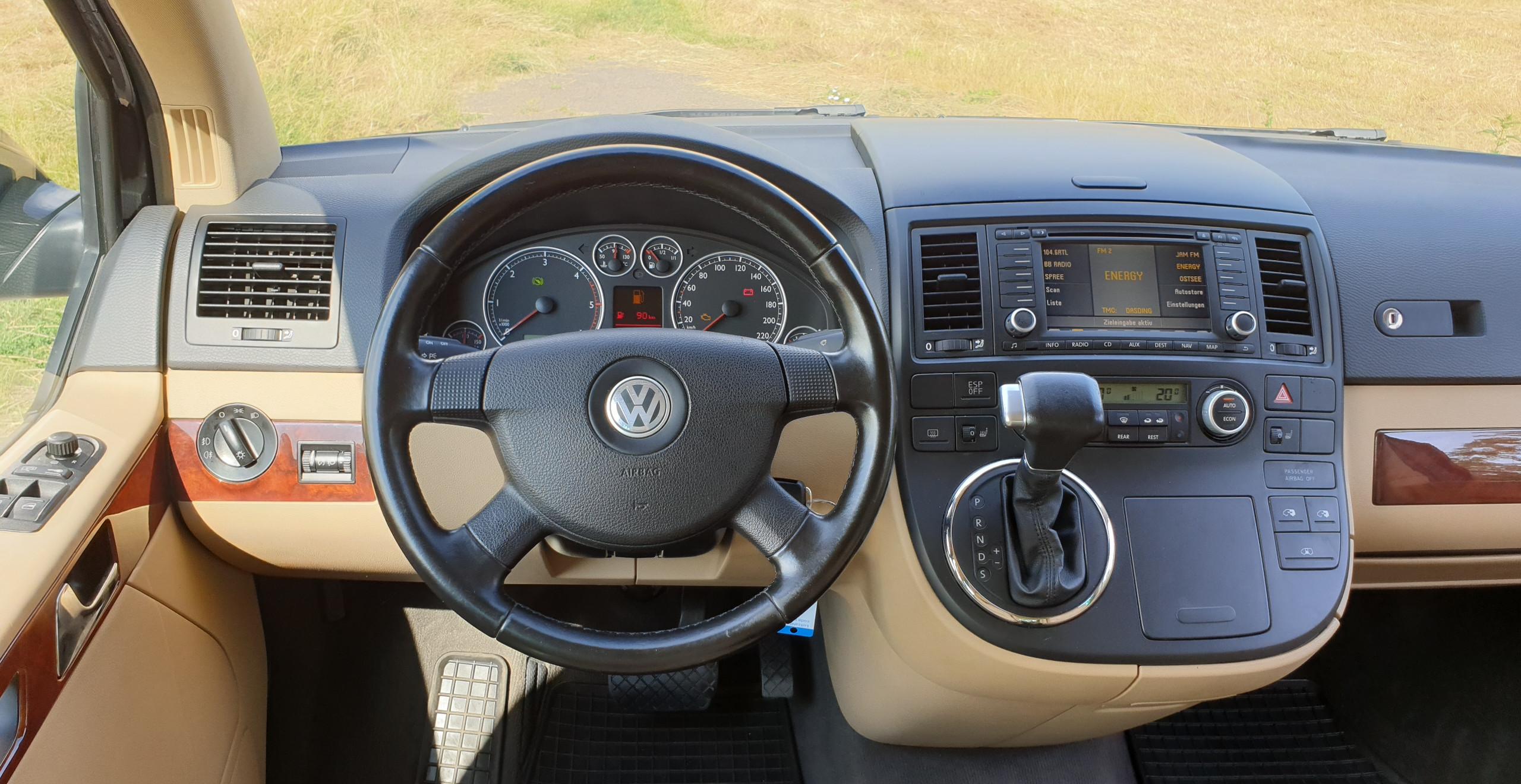 Import Auto Allemagne - Auto Convoi Allemagne - Volkswagen T5 Multivan Highline 2.5 TDI 174ch
