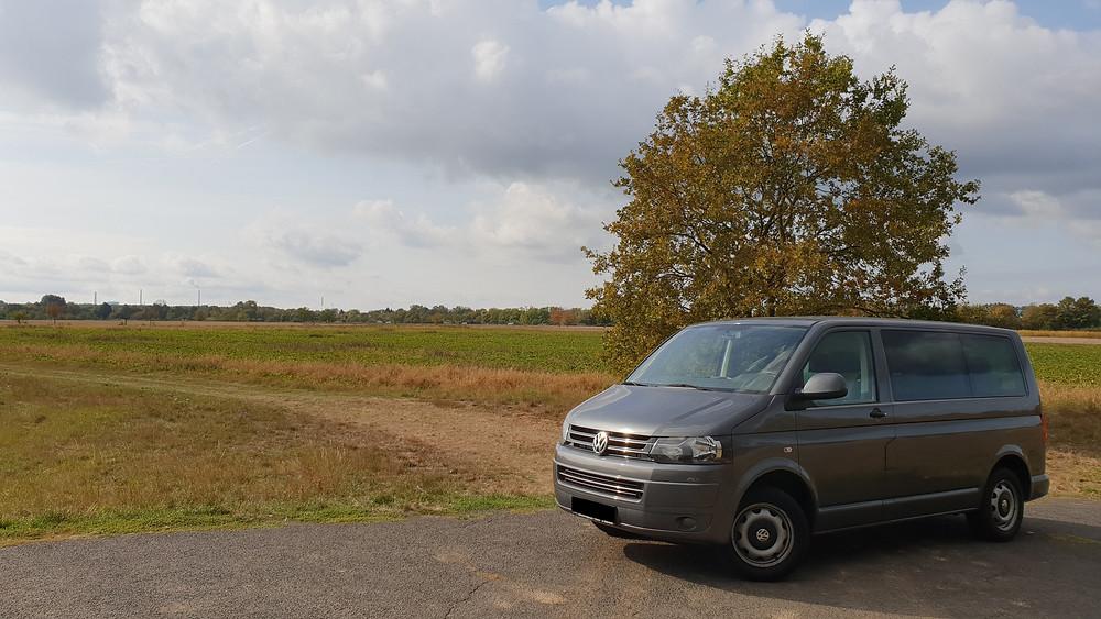 Import Auto Allemagne - Auto Convoi Allemagne - Volkswagen T5 Multivan Startline 2.0 TDI 102ch