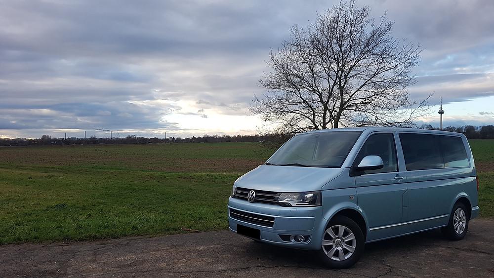Import Auto Allemagne - Auto Convoi Allemagne - Volkswagen T5 Multivan Bluemotion 2.0 TDI 114ch
