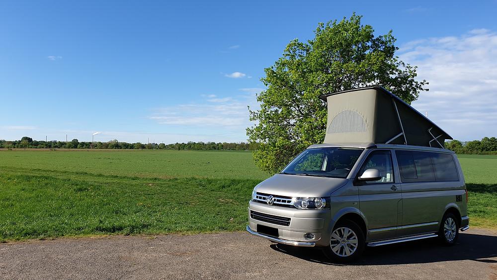 Import Auto Allemagne - Auto Convoi Allemagne - Volkswagen T5 California 2.0 TDI 140ch