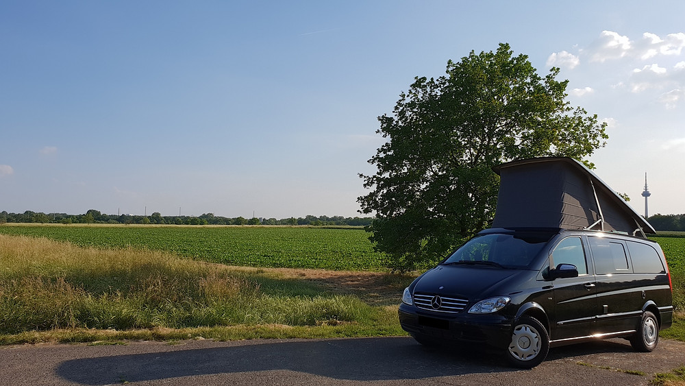 Import Auto Allemagne - Auto Convoi Allemagne - Mercedes Benz Viano Marco Polo 3.0 V6 CDI 204ch