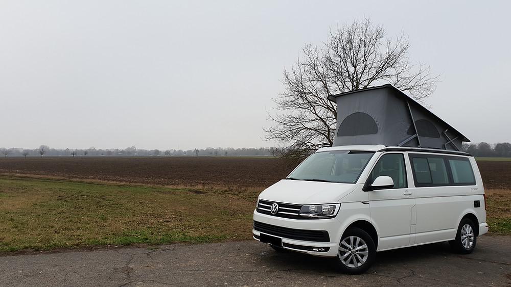 Import Auto Allemagne - Auto Convoi Allemagne - Volkswagen T6 California Ocean 2.0 TDI 150ch