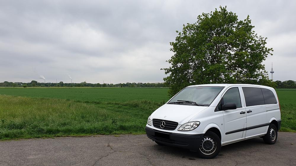 Import Auto Allemagne - Auto Convoi Allemagne - Mercedes Benz Vito Compact 115 CDI 150ch