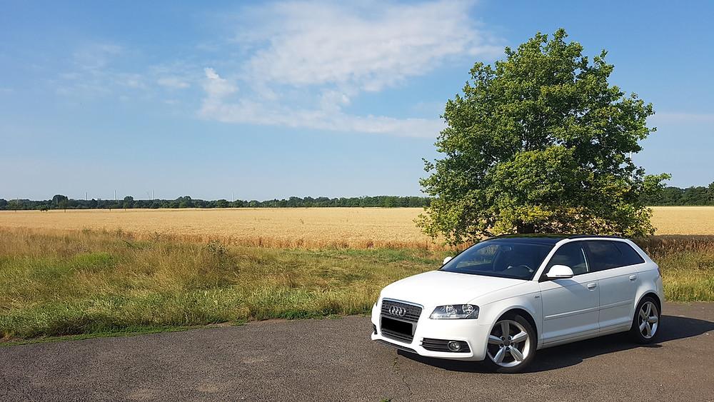 Import Auto Allemagne - Auto Convoi Allemagne - Audi A3 Sportback S-Line 1.4 TFSI 125ch