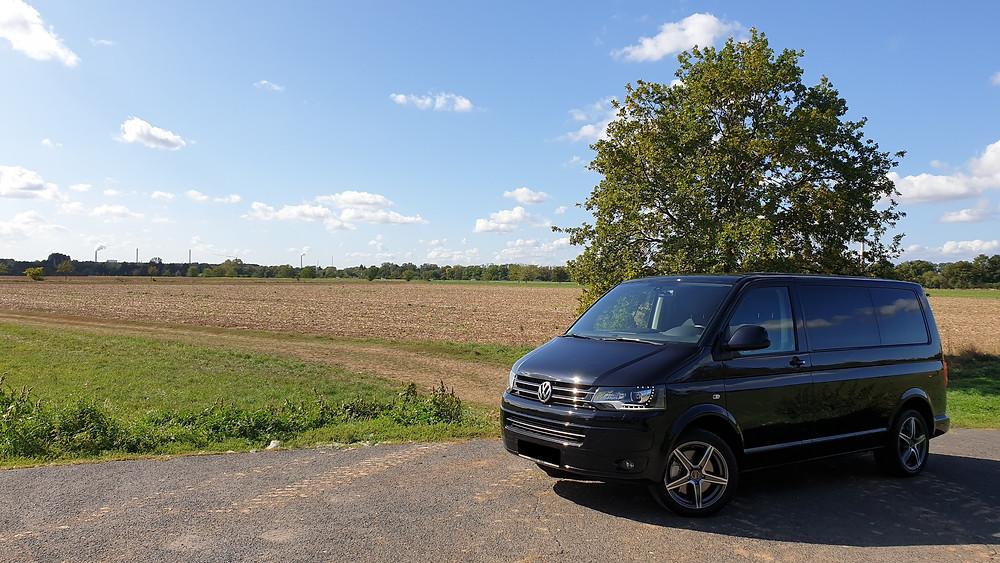 Import Auto Allemagne - Auto Convoi Allemagne - Volkswagen T5 Multivan Confortline 2.0 TDI 179ch