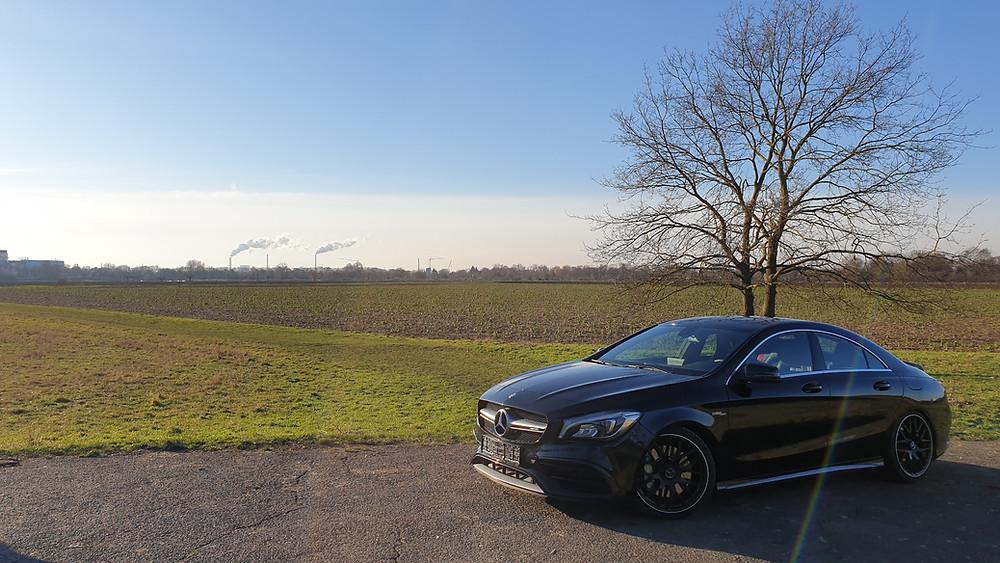 Import Auto Allemagne - Auto Convoi Allemagne -  Mercedes Benz CLA 45 AMG 4matic 2.0 381ch
