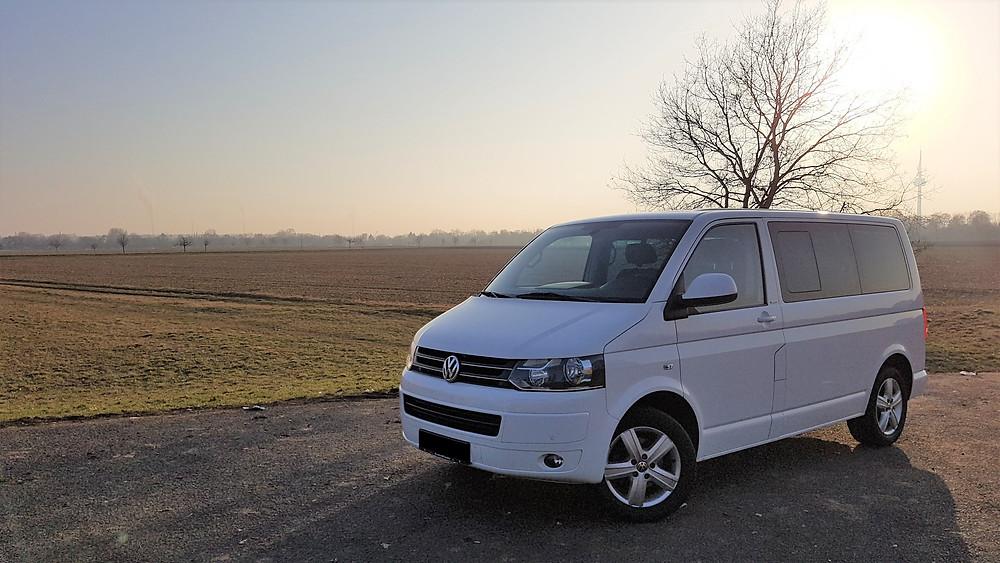 Import Auto Allemagne - Auto Convoi Allemagne - Volkswagen T5 Multivan Match 2.0 TDI 140ch