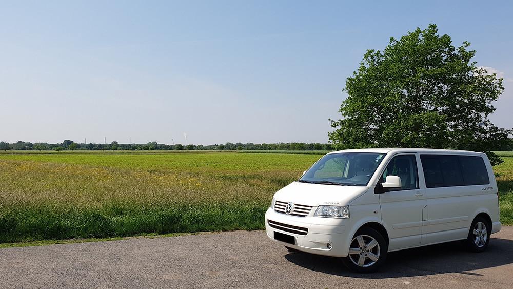Import Auto Allemagne - Auto Convoi Allemagne - Volkswagen T5 Multivan United 2.5 TDI 131ch